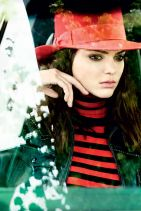 Kendall Jenner – Vogue Magazine April 2015 Issue