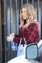 Khloe Kardashian - Out in Los Angeles, March 2015