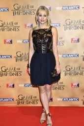 Kimberly Wyatt - Game of Thrones Season 5 Premiere in London