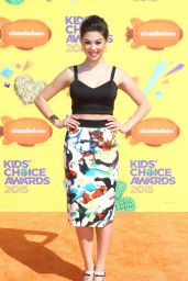 Kira Kosarin – 2015 Nickelodeon Kids Choice Awards in Inglewood