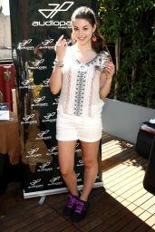 Kira Kosarin - GBK & Stop Attack Pre Kids Choice Gift Lounge in Hollywood
