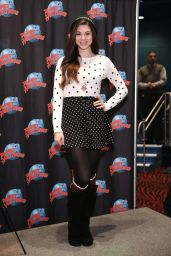 Kira Kosarin - Thundermans Promo Event at Planet Hollywood in Times Square in NYC