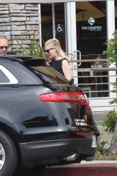 Kirsten Dunst - Out in Los Angeles, March 2015