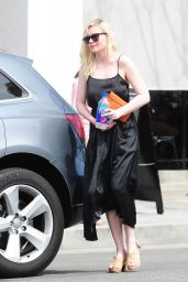 Kirsten Dunst - Out in Studio City, March 2015