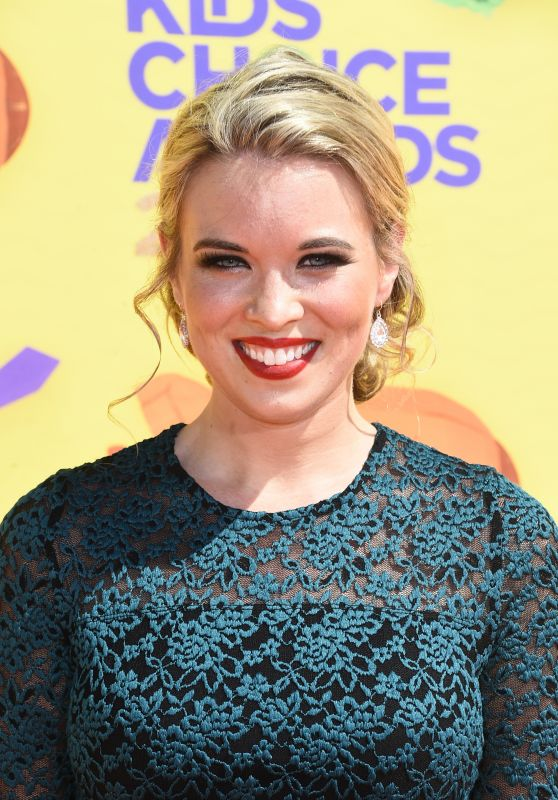 Kristin Coleman – 2015 Nickelodeon Kids Choice Awards in Inglewood