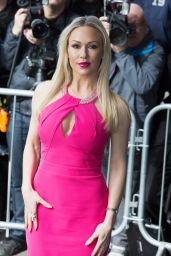 Kristina Rihanoff - The TRIC Awards 2015 in London