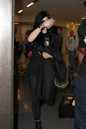 Kylie Jenner at LAX Airport, March 2015