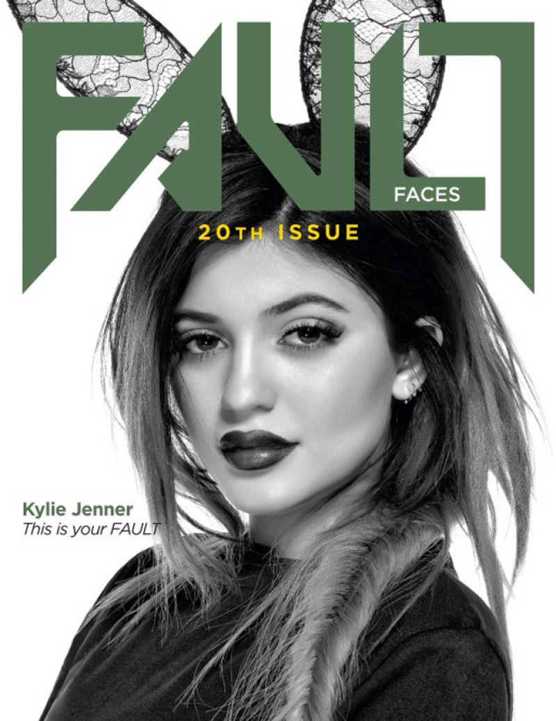 Kylie Jenner - FAULT Magazine - Issue 20 (2015)