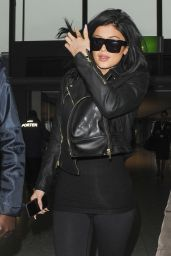 Kylie Jenner Style - at London