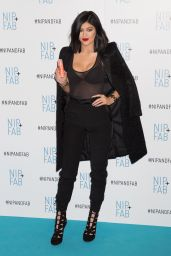 Kylie Jenner Style - at the Nip + Fab Photocall in London