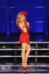 Kylie Minogue - Performing in Sydney - March 2015