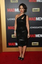 Lacey Chabert - AMC Celebration of Mad Men with The Black & Red Ball in Los Angeles
