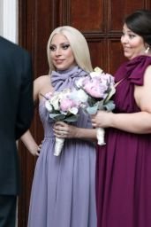 Lady Gaga at Arianne
