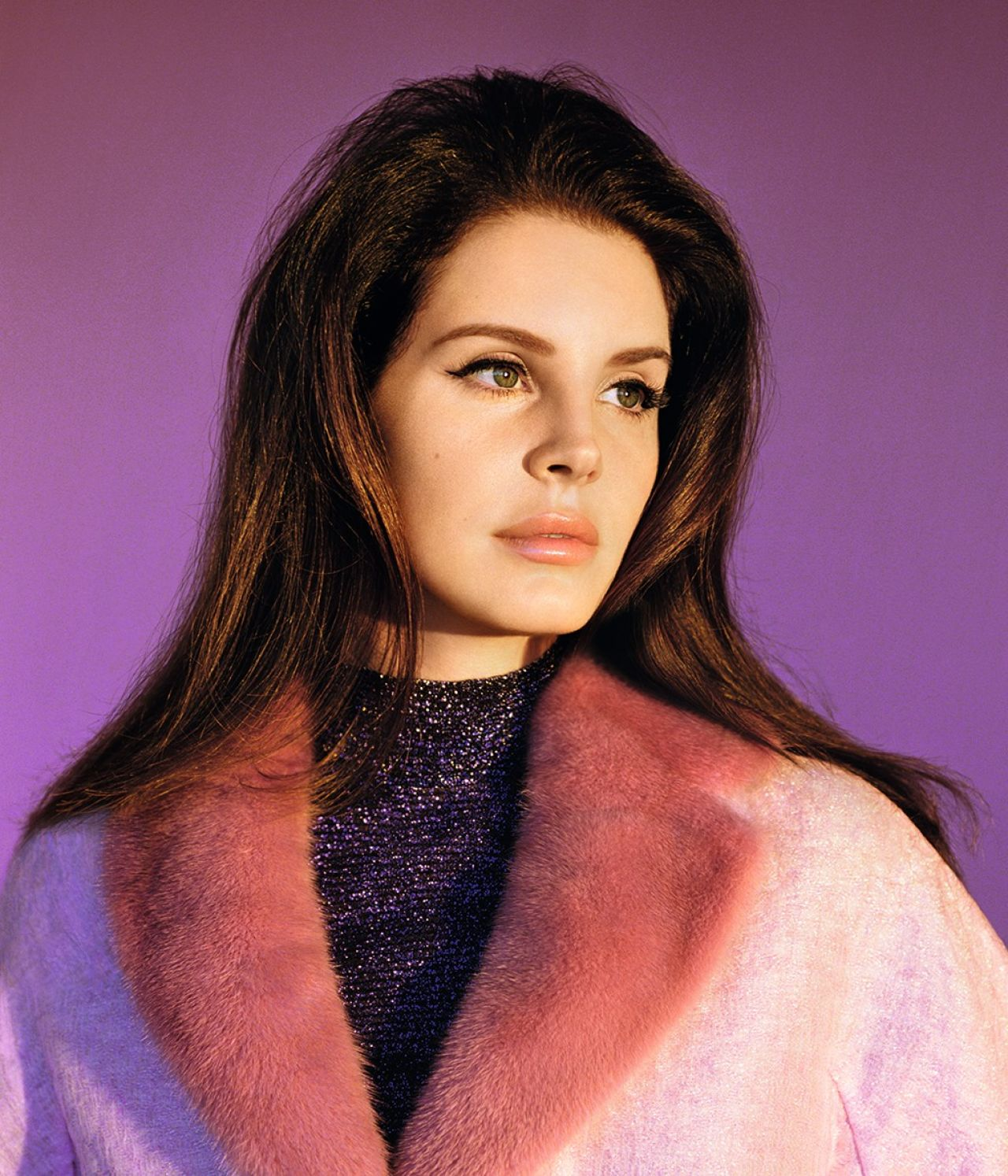 Lana Del Rey Photoshoot For Anothet Man Magazine Spring