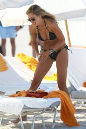 Lauren Stoner Bikini Pics - Miami, March 2015
