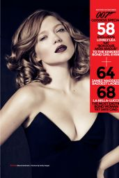 Lea Seydoux - Loaded Magazine March 2015 Issue