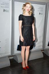 Lea Seydoux - Paris Premiere of 'Journal D'Une Femme De Chambre'