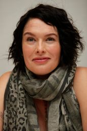 Lena Headey - Game Of Thrones Press Conference at the Four Seasons, March 2015