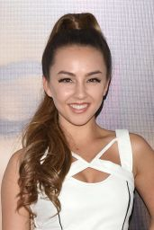 Lexi Ainsworth - A Girl Like Her Premiere in Hollywood