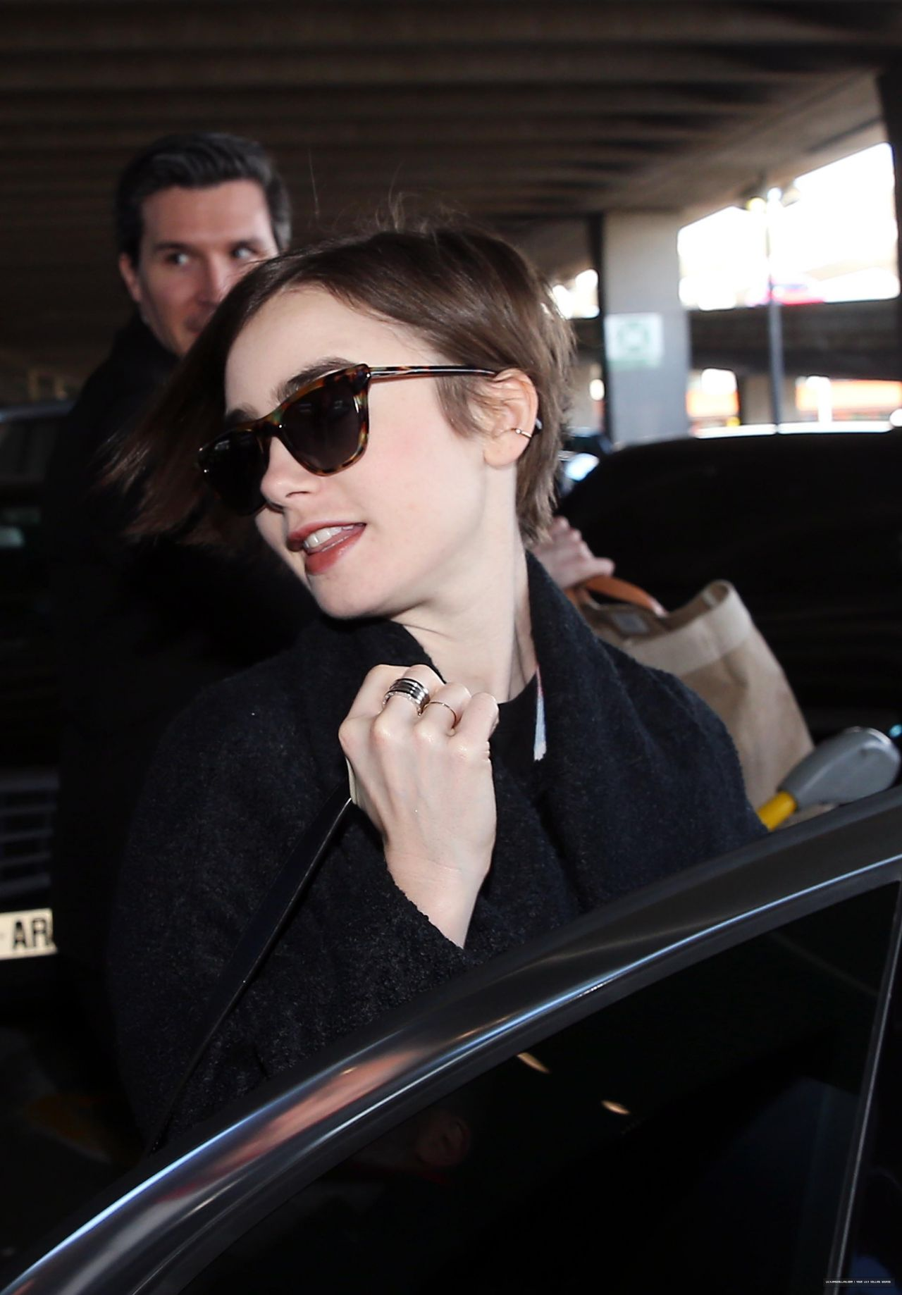 Lily Collins - 2015 Ce...
