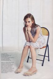 Lily James - Style Magazine March 22nd 2015 Issue