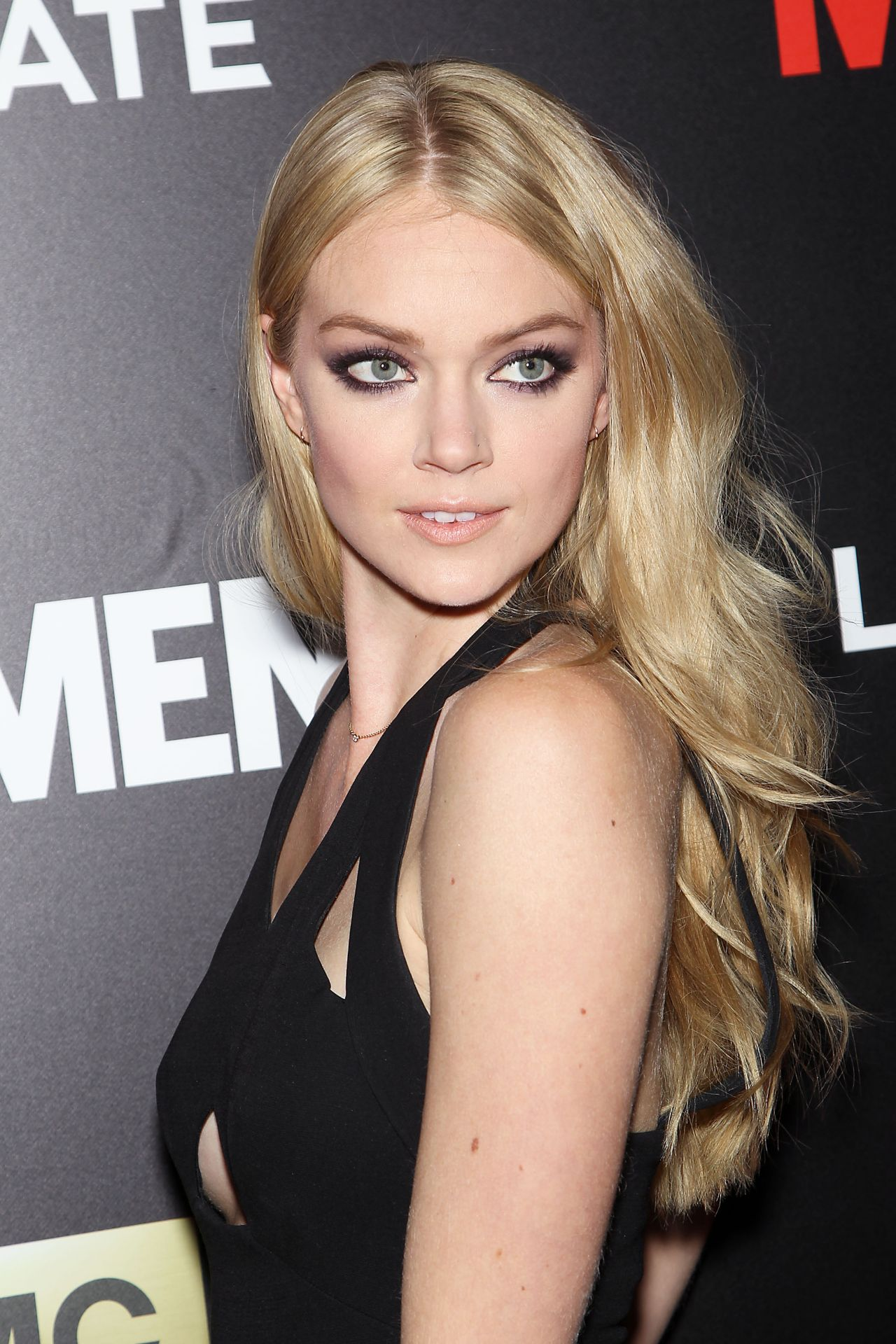 Lindsay Ellingson – 'Mad Men' Special Screening in New ...
