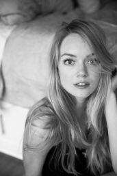 Lindsay Ellingson Photoshoot - The Coveteur 2015