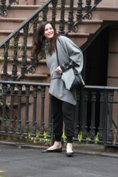 Liv Tyler Leaving Her Home in New York City, March 2015