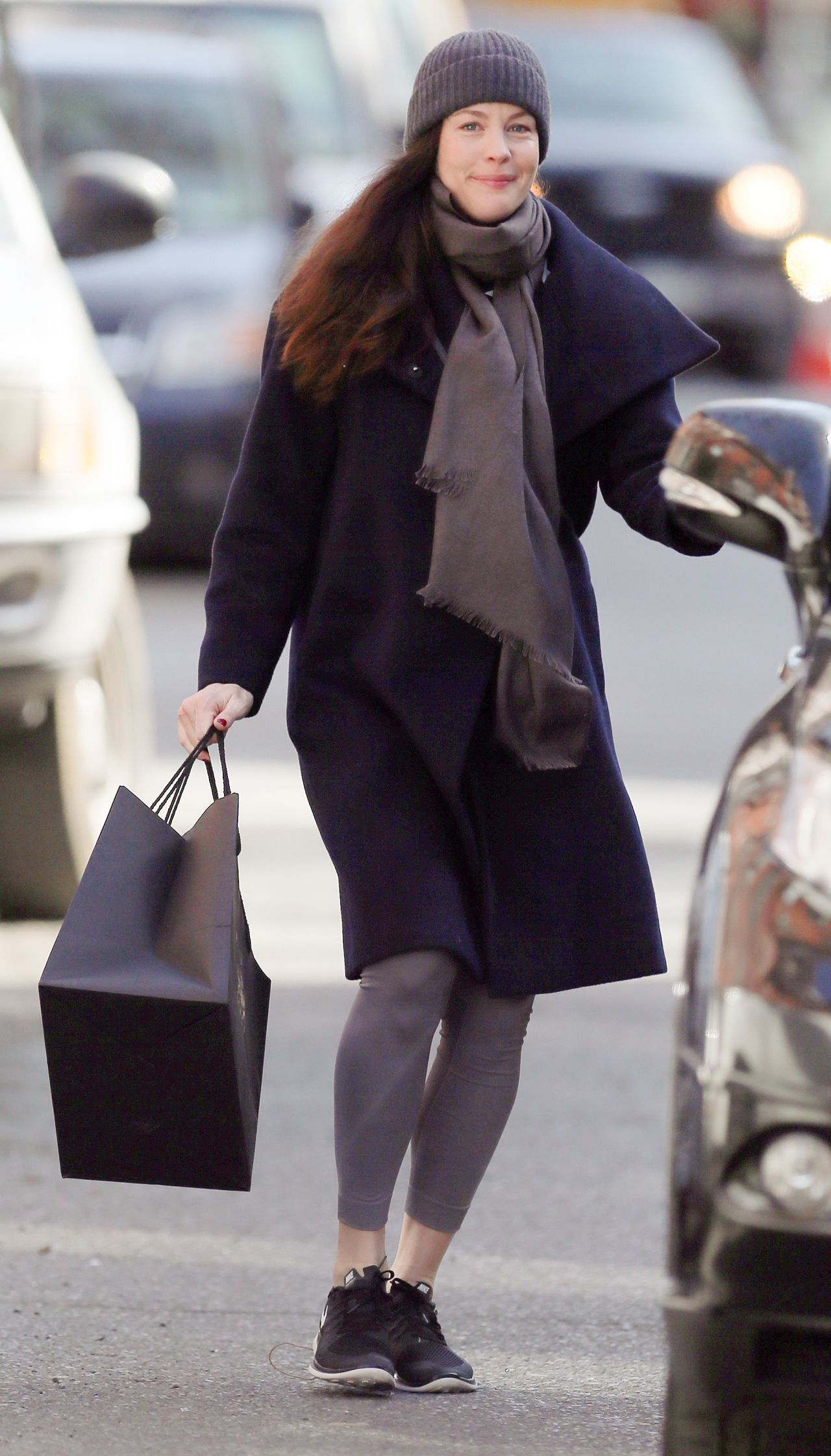 Liv Tyler - Out in New York City, March 2015