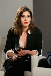 Lizzy Caplan - Variety Emmy Studio in Los Angeles, March 2015