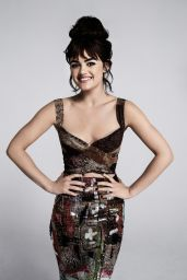 Lucy Hale - Photoshoot for Yahoo Style - March 2015