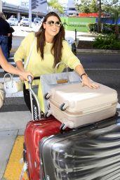 Luisa Zissman - Arriving into Los Angeles - March 2015