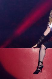Madonna - Performs at Brit Awards 2015 in London