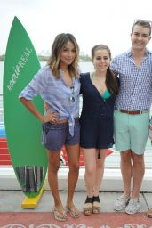 Mae Whitman - Aerie Celebrates Swim With #AerieREAL Selfie in Miami Beach, March 2015