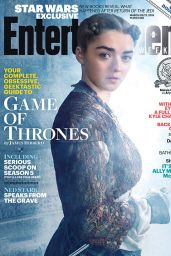 Maisie Williams - Entertainment Weekly Magazine March 2015 Issue