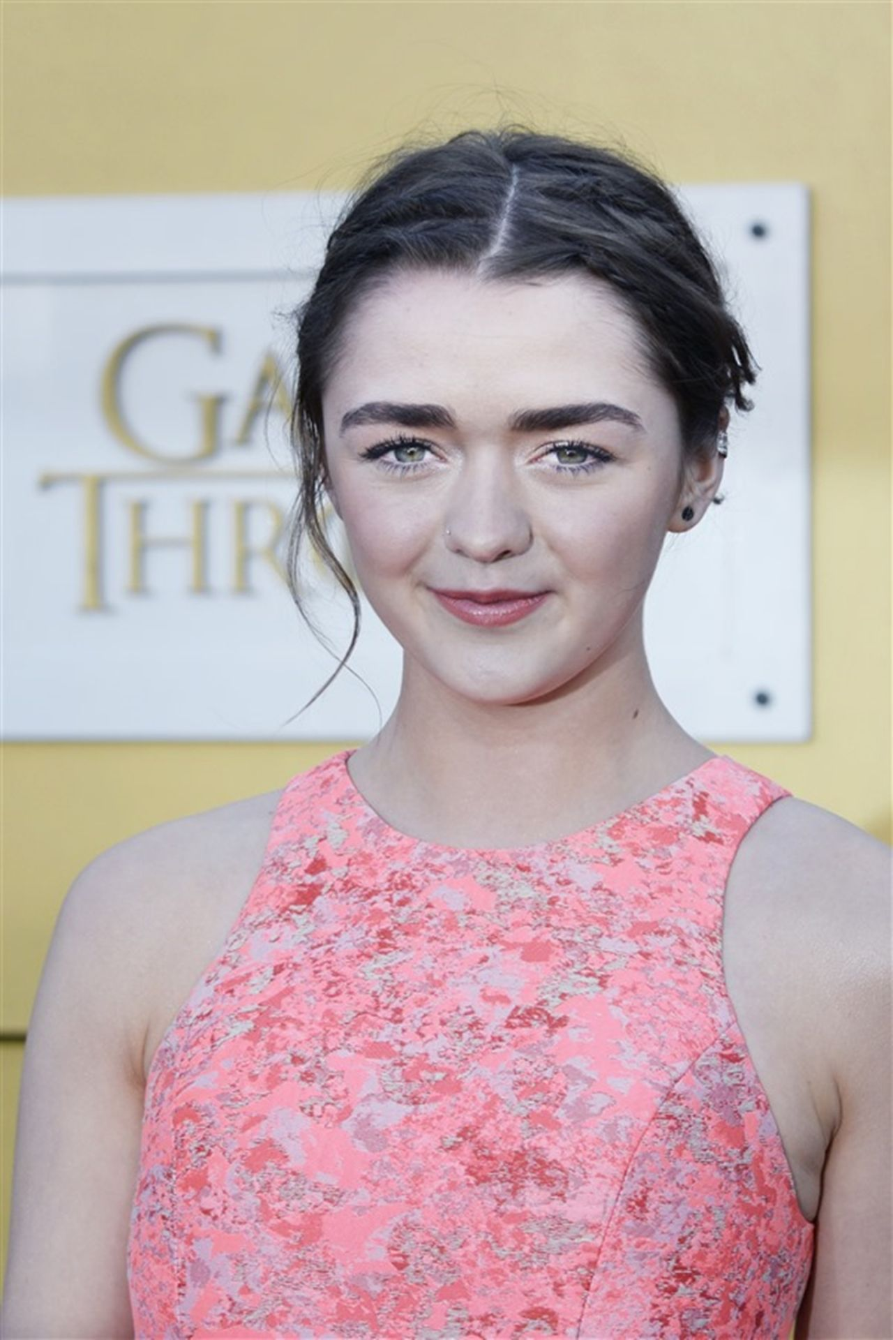 Maisie Williams - Game of Thrones SEason 5 US Premiere in San Francisco