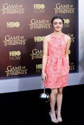 Maisie Williams - Game of Thrones SEason 5 US Premiere in San Francisco