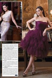 Maite Perroni - Hola MX Magazine March 2015 Issue