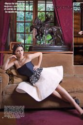 Maite Perroni - Hola MX Magazine March 2015 Issue