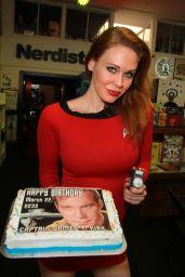 Maitland Ward - Hosts a Celebration of Captain Kirk