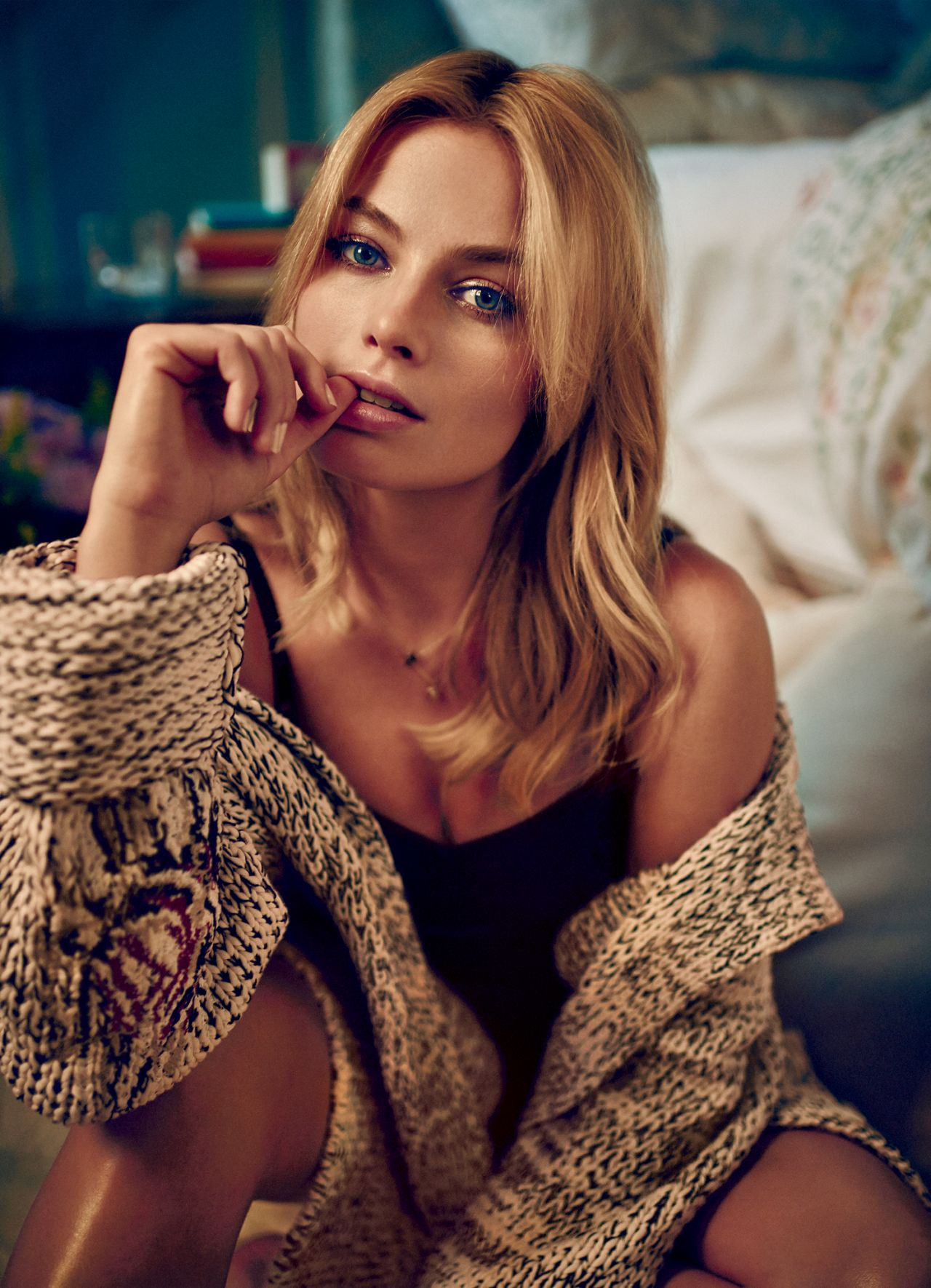 Margot Robbie – Marie Claire Magazine (US) March 2015 Photos