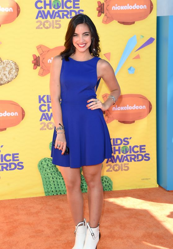 Maria Gabriela de Faria – 2015 Nickelodeon Kids Choice Awards in Inglewood