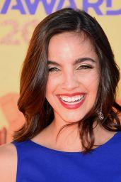 Maria Gabriela de Faria – 2015 Nickelodeon Kids Choice Awards in Inglewood