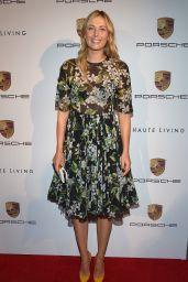 Maria Sharapova - Haute Living Cover Release Party in Miami, March 2015