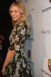 Maria Sharapova - Haute Living Cover Release Party in Miami, March 2015
