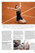 Maria Sharapova - Sport Magazine March 2015 Issue