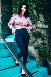 Marina Diamandis - Nylon Magazine 2015