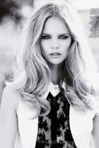 Marloes Horst - Glamour Magazine (Spain) April 2015 issue