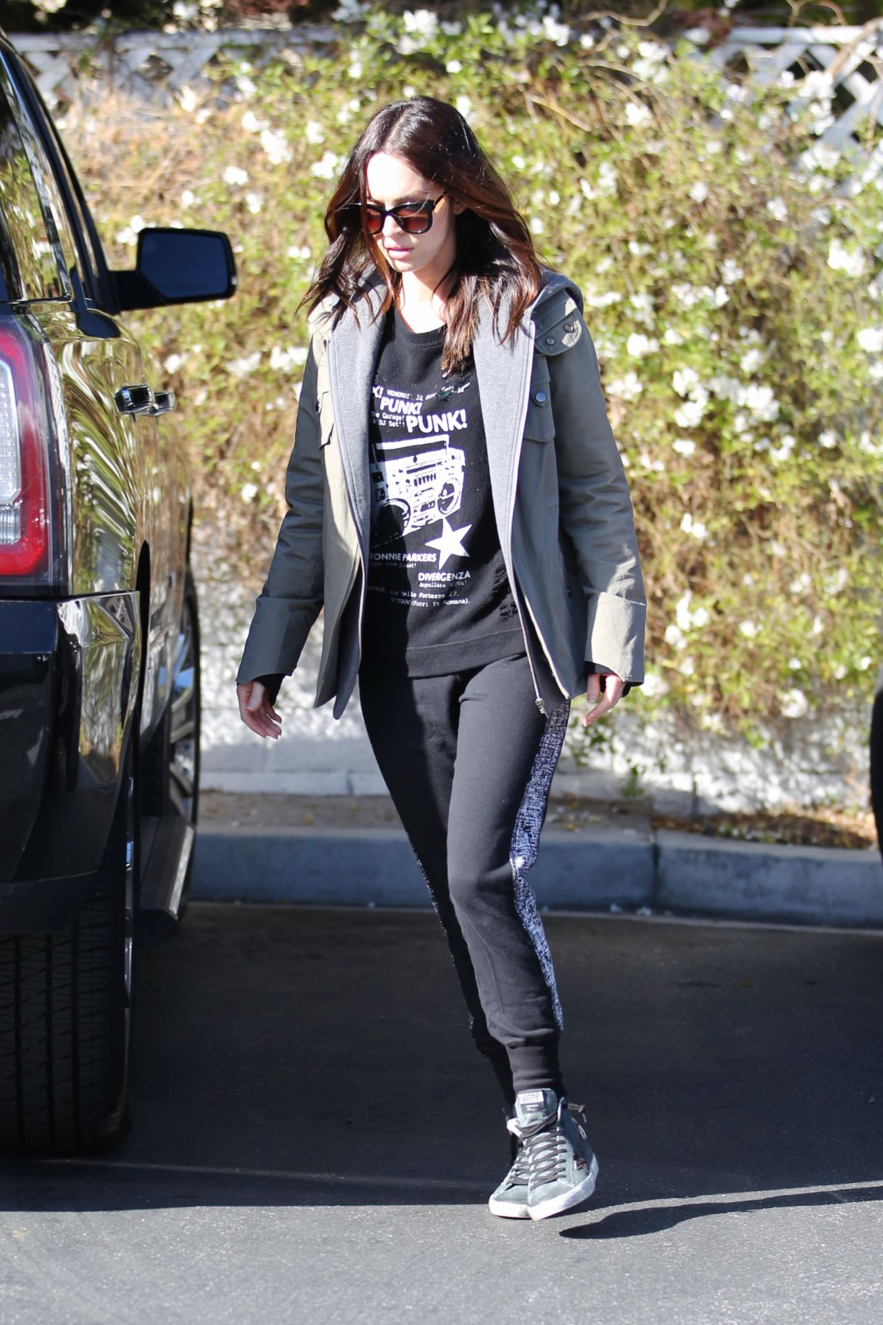 Megan Fox - Out in Los Angeles, March 2015