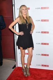 Melissa Ordway - A Girl Like Her Premiere in Hollywood